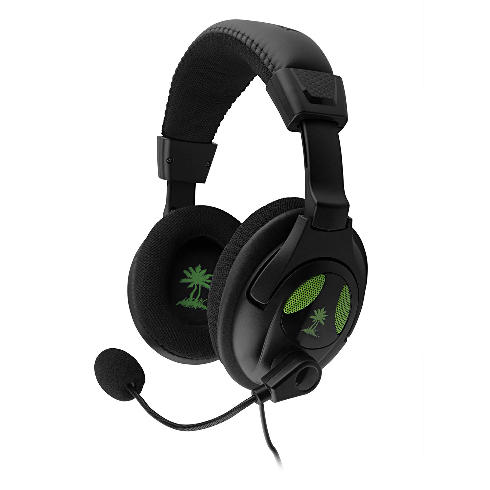 Turtle Beach Ear Force DX12 Gaming Headset for Xbox 360 (Black) (Certified Refurbished)