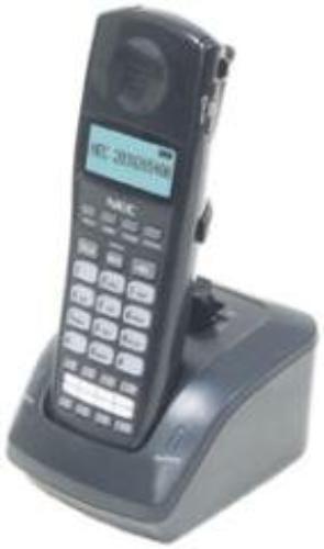 Nec Dect 6.0 Cordless Phone Black Cordless 4 X Phone Line Speaker Phone Caller Id... by NEC