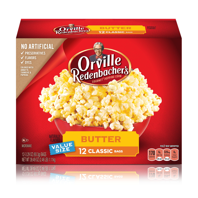 Er Microwave Popcorn