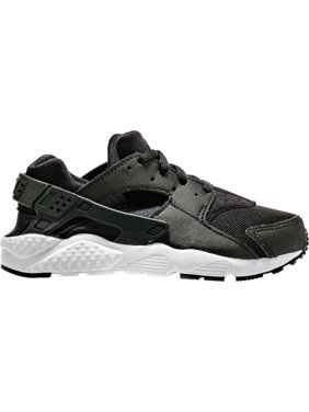 7b365ef49e6c Product Image Nike Air Huarache Grade School Lifestyle Shoe (Black White)