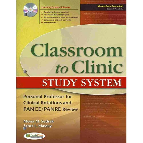 Classroom to Clinic: Study System : Personal Professor for Clinical Rotations and PANCE/PANRE Review