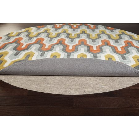 Ultra Premium Felted Reversible Dual Surface Non Slip Rug Pad 8 Round