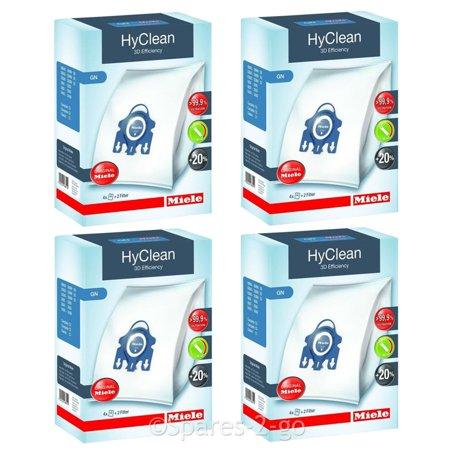 Miele Fjm Hyclean 3d Efficiency Dust Bags For Vacuum 16 8 Filters