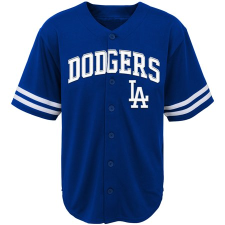 - Youth Royal Los Angeles Dodgers Team Jersey