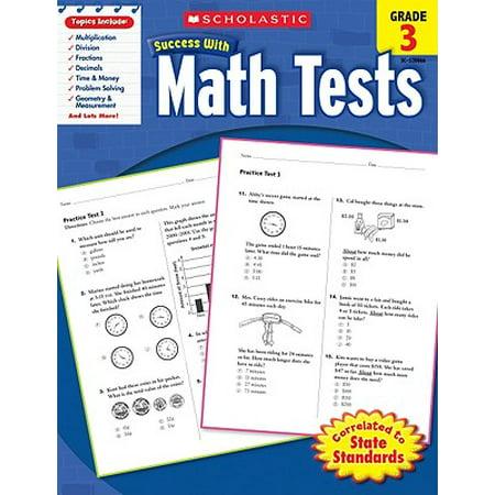 Math Tests, Grade 3 - Halloween Math Games For 7th Grade