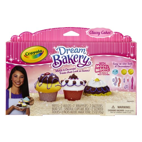 Crayola Mm,dream Bakery,cake,12pk