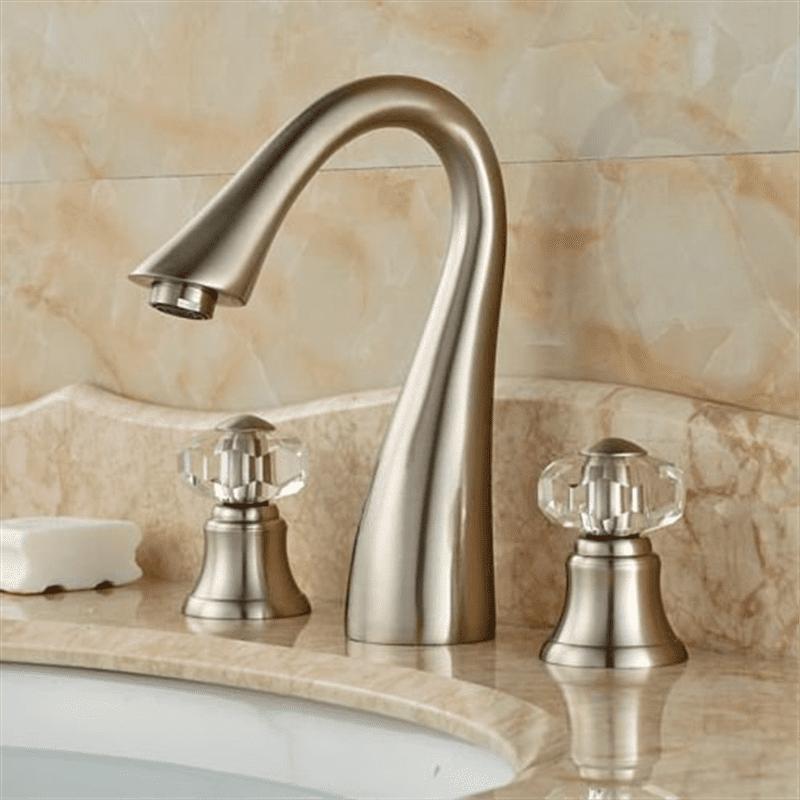 Senlesen Single Handle Pull Down Kitchen Sink Faucet