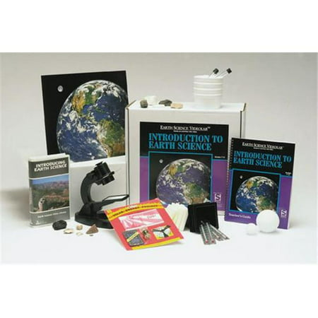 Olympia Sports 16820 Intro to Earth Science Video Lab- with DVD ()