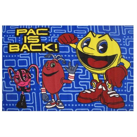 Pac is Back! Area Rug