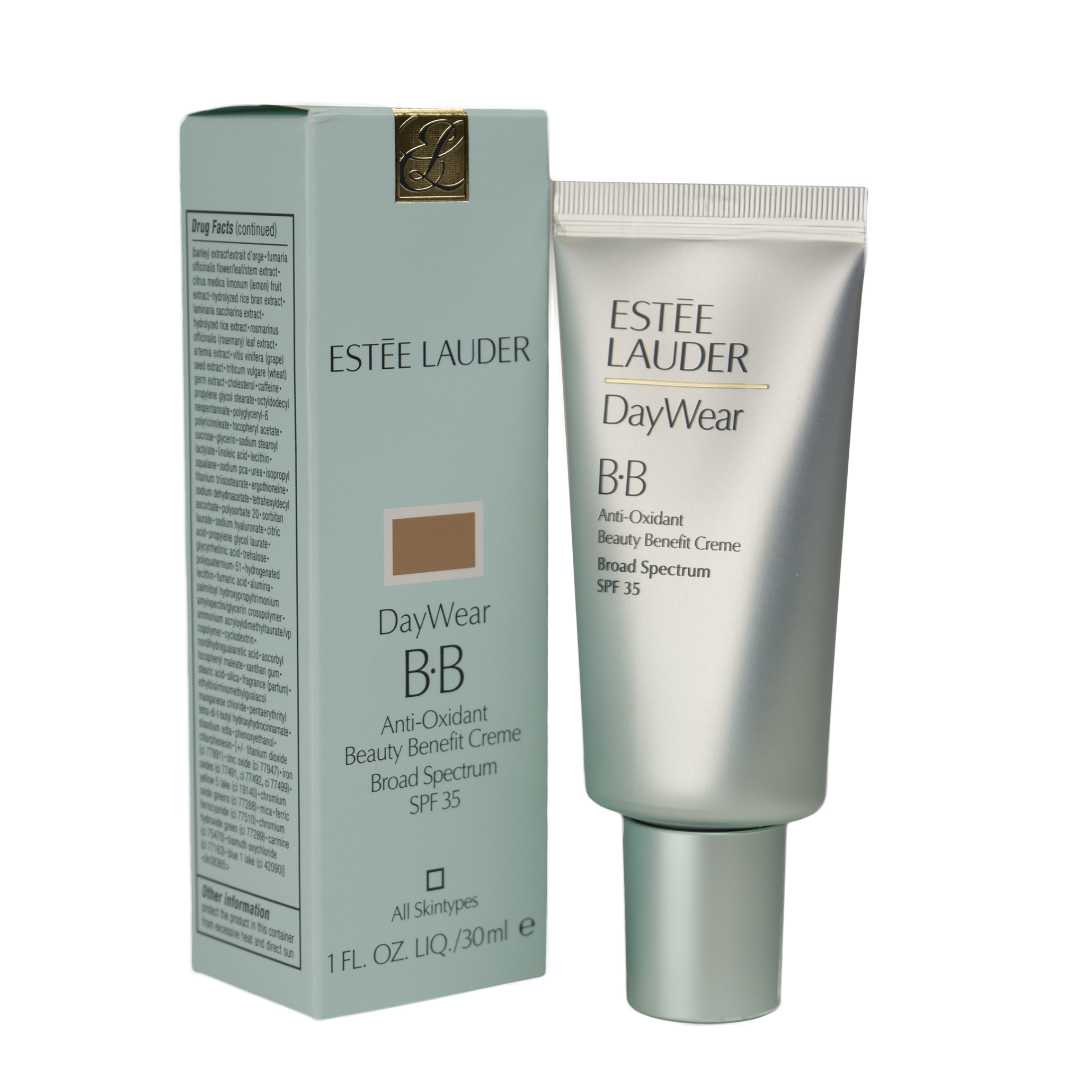 Estee Lauder DayWear Anti-Oxidant Beauty Benefit BB Creme SPF 35 1oz/30ml