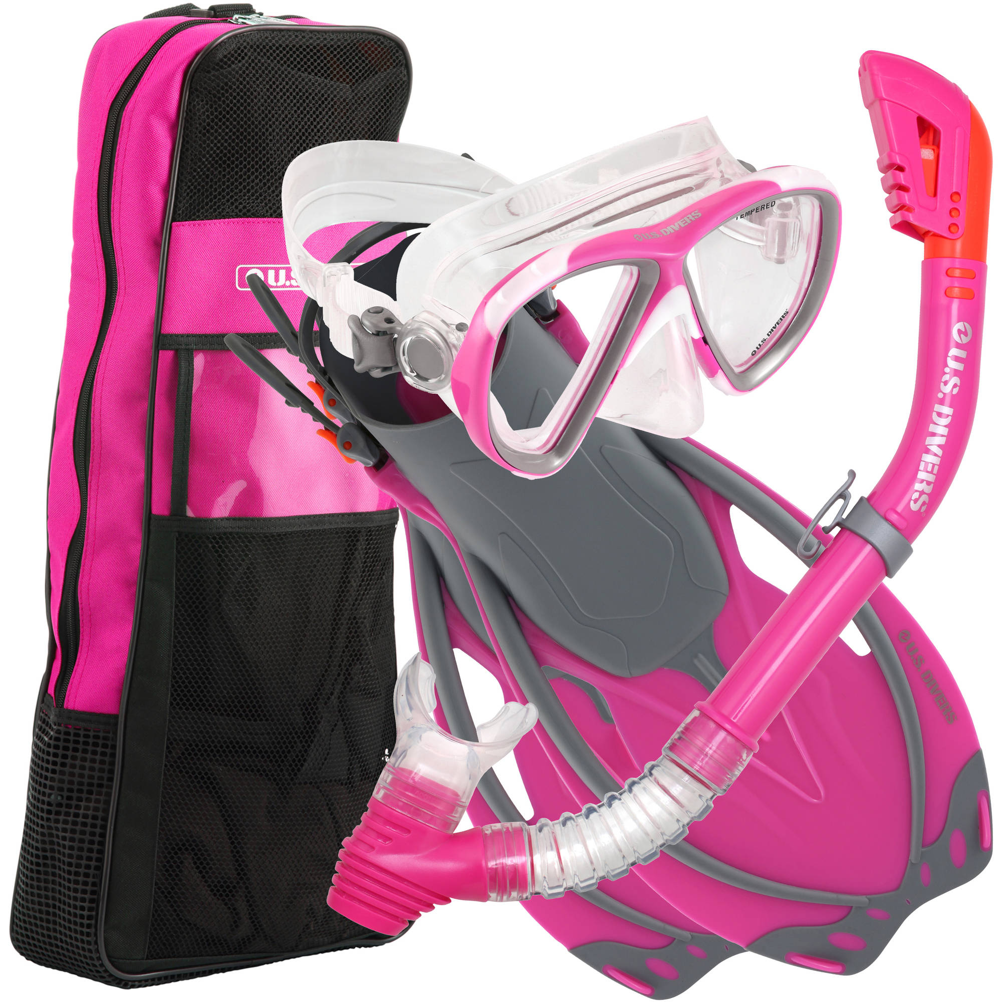 US Divers Premium Beli Lady Snorkeling Set