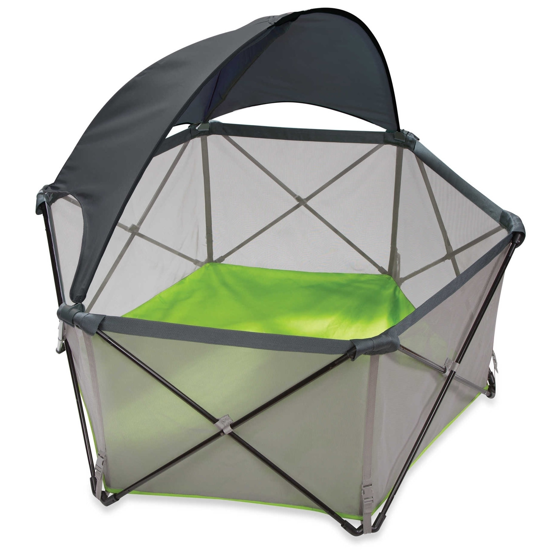 Summer Infant  Pop 'N Play Shade Canopy Portable Playard