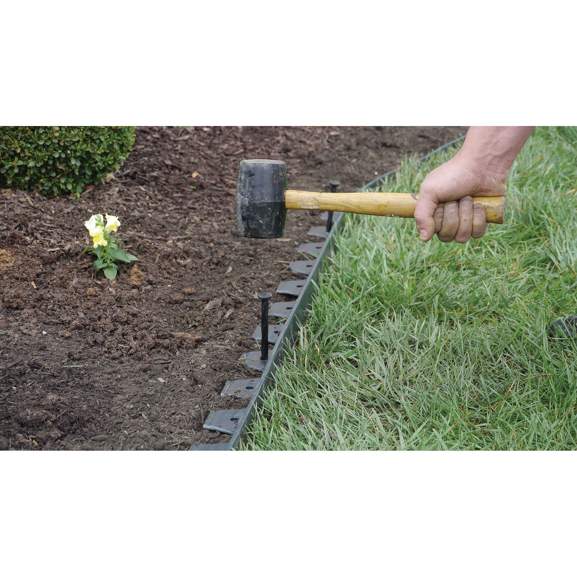 Dimex EasyFlex No Dig Landscape Edging, 20u0027   Walmart.com