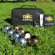 The Day of Games Bocce Petanque Set