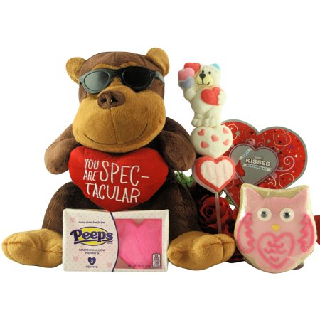 Great Arrivals Gift Baskets Spectacular Valentine Valentines Day Gift Basket For Kids