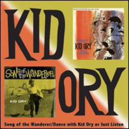 Song of the Wanderer & Dance with Kid Ory (CD) (Halloween Song And Dance For Kids)