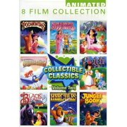 Collectible Classics Vol. Two: Pocohontas   Sleeping Beauty   Snow White   Thumbelina   Heidi   Black Beauty   Hercules ... by GAIAM INC