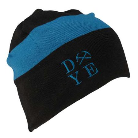 Dye Paintball 2014 Beanie - 3AM - Black/Blue