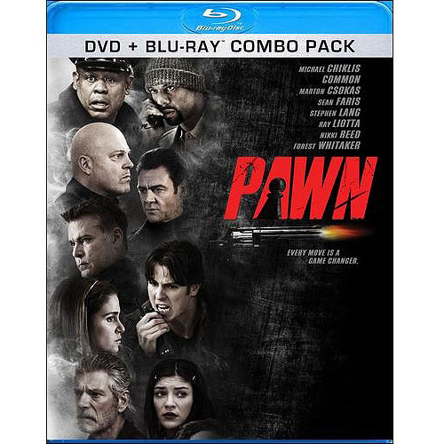 Pawn (Blu-ray   DVD) (Widescreen)
