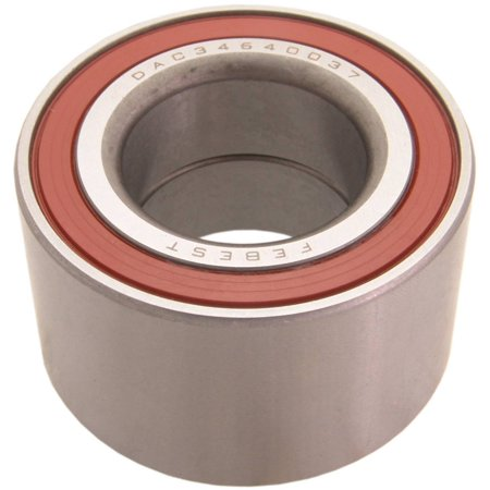 Replace Front Wheel Bearing (Febest DAC34640037 FRONT WHEEL BEARING 34X64X37, CHEVROLET AVEO (T200) 2003-2008,  OEM 328100 )