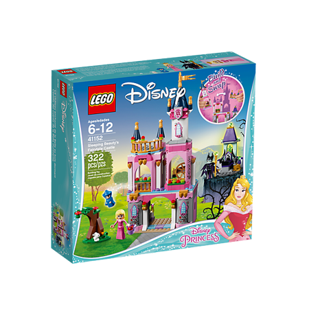 Lenox Royal Scroll - [LEGO] N 41152 Disney Sleeping Beauty's Fairytale Castle