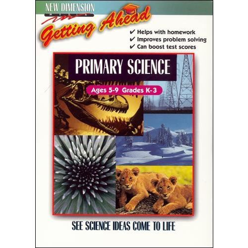 Getting Ahead: Primary Science