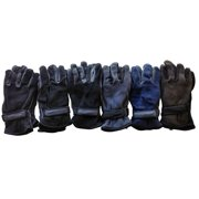 6 Pair Of Mens Yacht & Smith Warm Fleece Winter Gloves