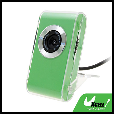 USB 2.0 PnP 300k Digital Camera Webcam for PC MSN