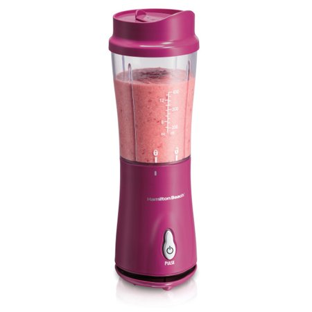 Hamilton Beach 14oz Single-Serve Blender - Raspberry