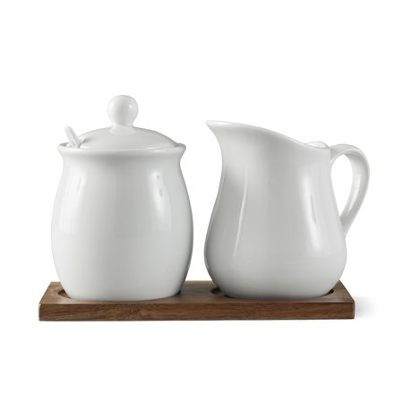 Fluted Sugar Bowl - Better Homes & Gardens Cream and Sugar Set