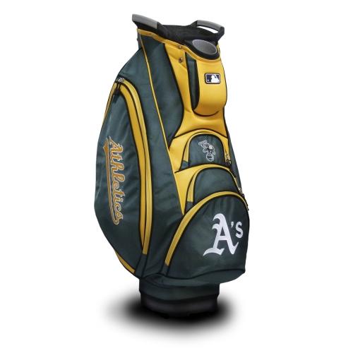 Oakland Athletics Victory Cart Golf Bag - No Size