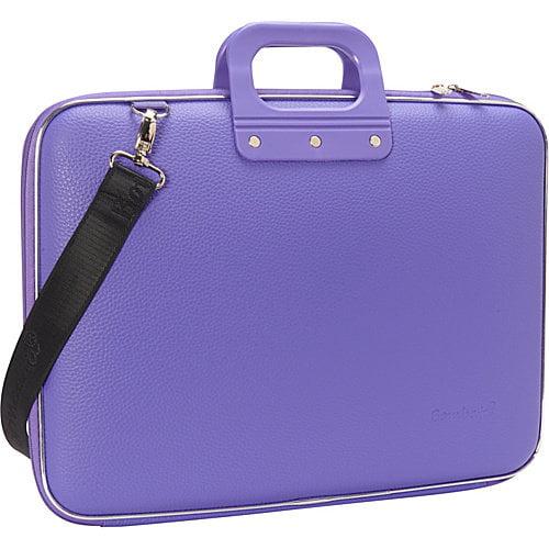 Bombata Maxi Briefcase 17-Inch (Brown)