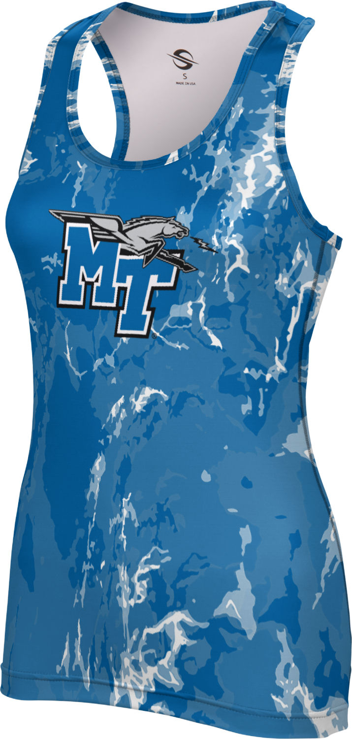 ProSphere Women's Middle Tennessee State University Marble Performance Tank by