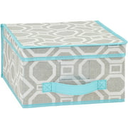 ClosetCandie Dove Grey Storage Box