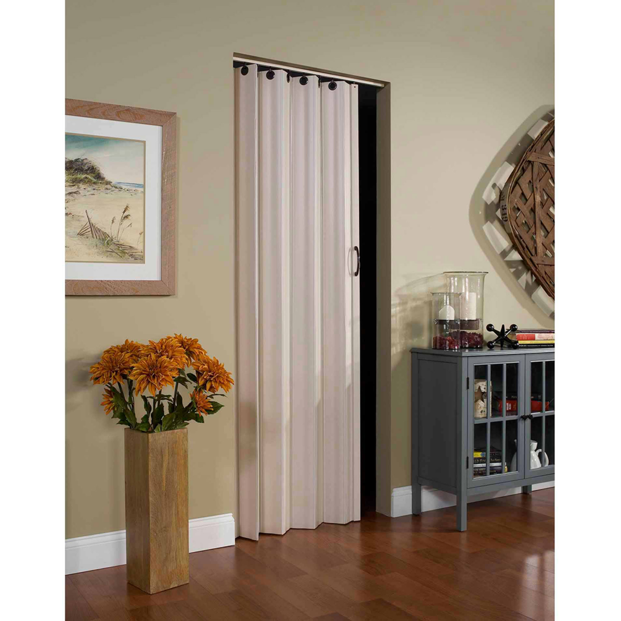 Deco 36  x 80  Folding Door Linen  sc 1 st  Walmart & Deco 36