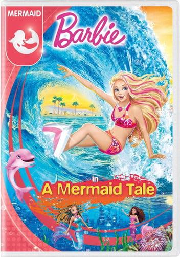 Barbie in A Mermaid Tale (DVD) by Universal Studios Home Video