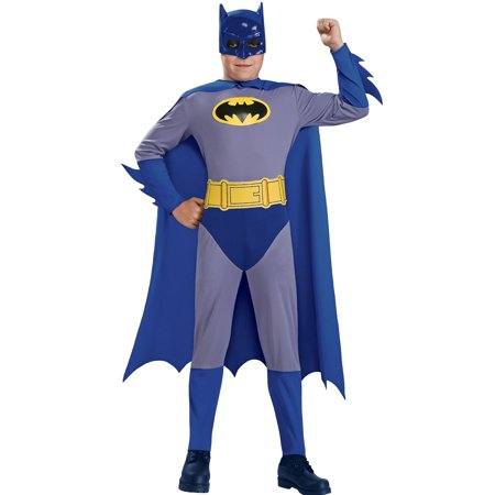 Boy's The Brave and The Bold Batman Costume - Brave Halloween Costumes For Babies
