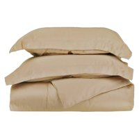 Impressions Marseille Solid 400-Thread Count Egyptian Cotton Duvet Cover Set