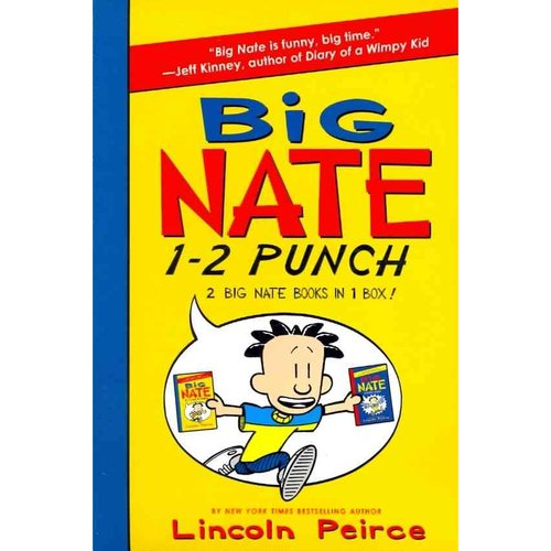 Big Nate 1-2 Punch: 2 Big Nate Books in 1 Box!