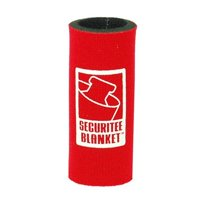 Securitee Blanket Vial Protection - Tall Red