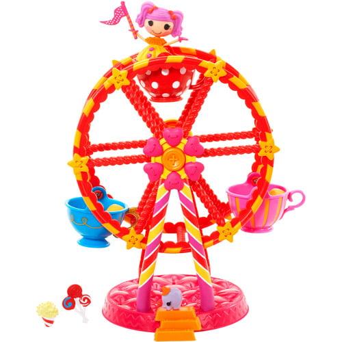 MGA Entertainment Mini Lalaloopsy Peanut's Spinning Ferri...