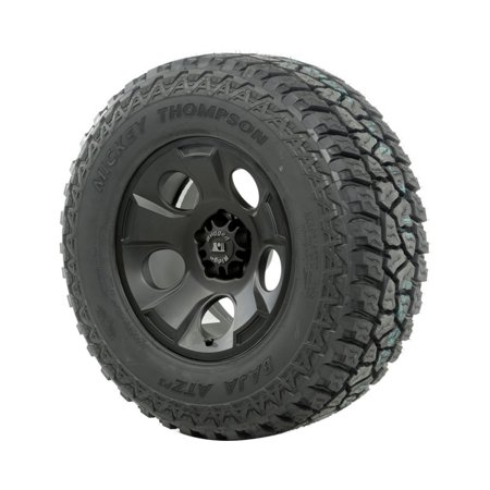 Rugged Ridge 15391.14 Wheel and Tire Package For Jeep Wrangler (JK),