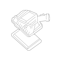 Genuine OE GM Air Filter 15942429