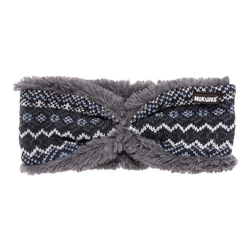 MUK LUKS® Women's Reversible Headband