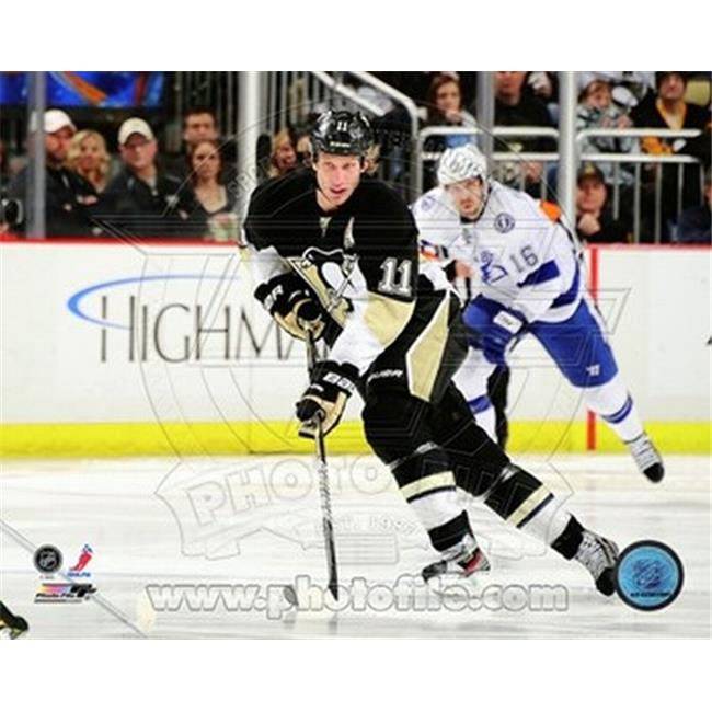 Photofile PFSAAOQ03701 Jordan Staal 2011-12 Action Sports Photo - 10 x 8