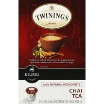 Twinings Chai Tea K-Cup Pods