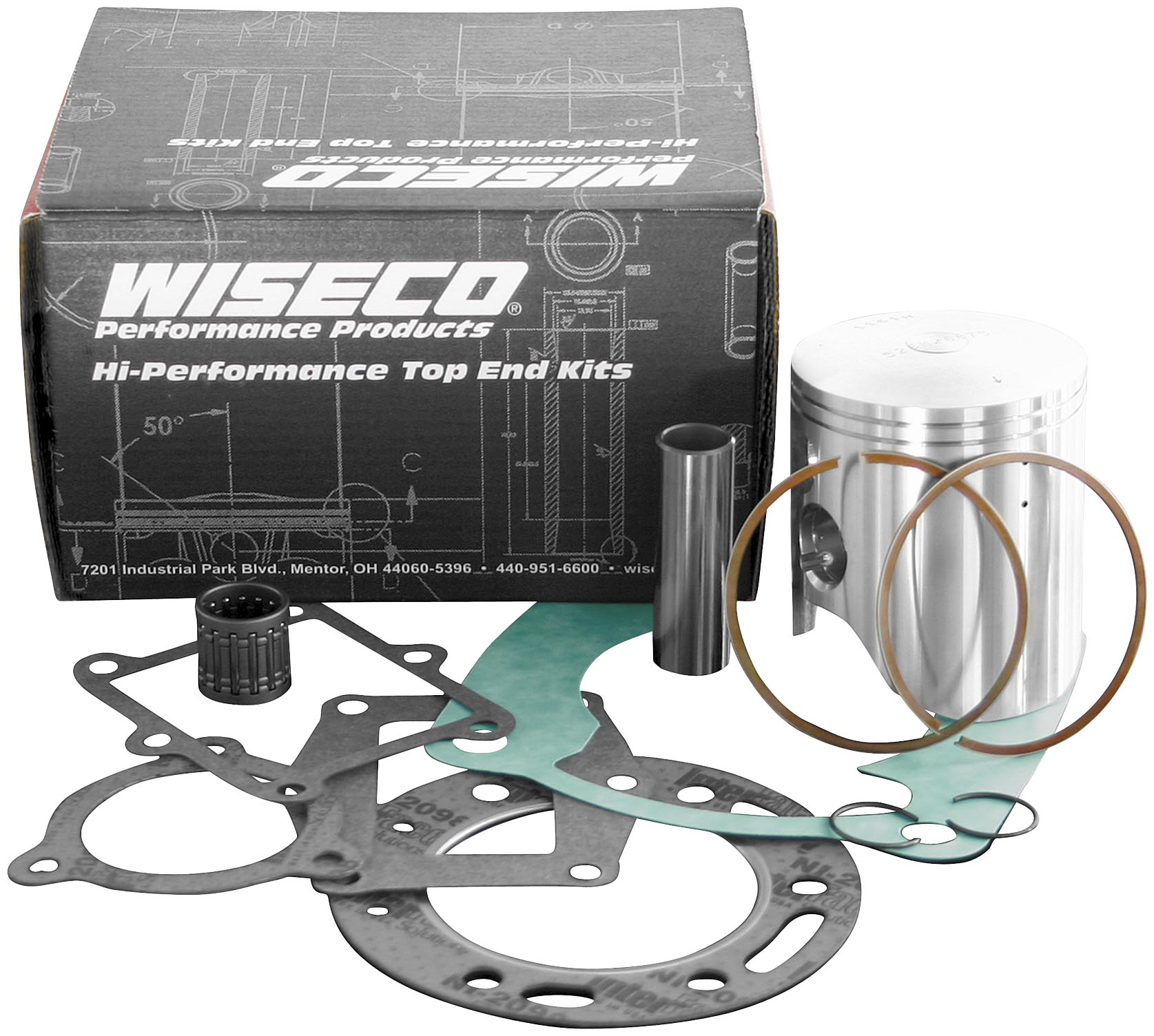2 Piston Ring Sets SKI-DOO SKANDIC 550 F 76.00MM 522cc /'2004