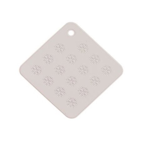 Siaonvr Fashion Kitchen Table Pad Tools Silicone Pot Holder Trivet Mat Heat Resistant