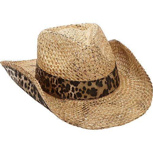 Sun 'N' Sand Montana Western Hat
