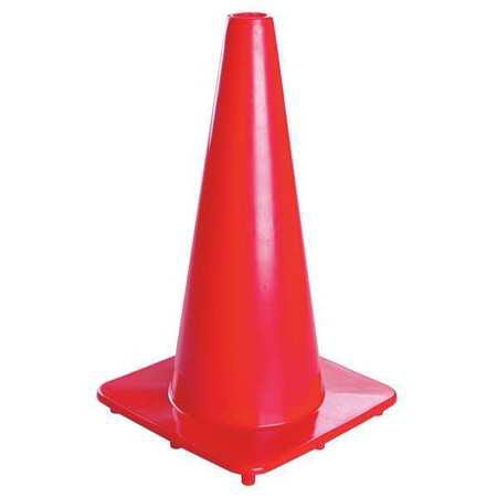 Value Brand Traffic Cone, - Orange Traffic Cones